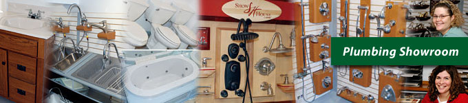 Plumbing Fixtures And Products Showroom In The Kansas City
